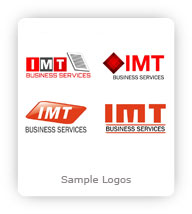IMT Business Services Sample Logos
